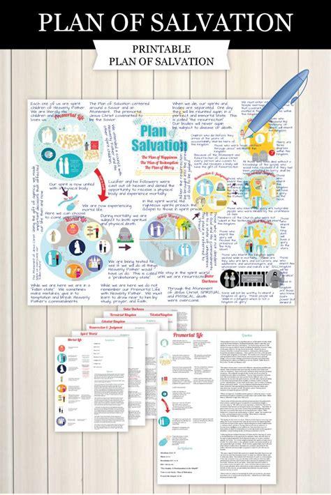 printable quiz on salvation 25 best ideas about plan of salvation on pinterest plan