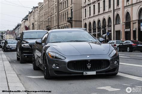 Maserati Gran Turismo S by Maserati Granturismo S 24 Mrz 2013 Autogespot