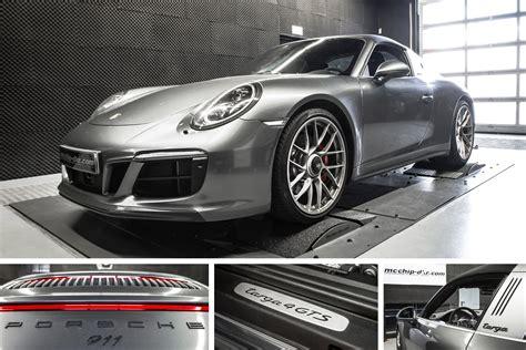 Porsche Leistungssteigerung by Leistungssteigerung Porsche 991 Carrera 4 Gts 3 0 Turbo