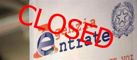 agenzia delle entrate uffici territoriali chiusura uffici territoriali il caso castelfranco veneto