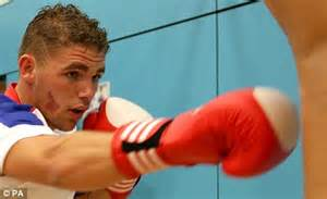 Gamis Billa Joe family matters spur on boxing sensation saunders daily mail