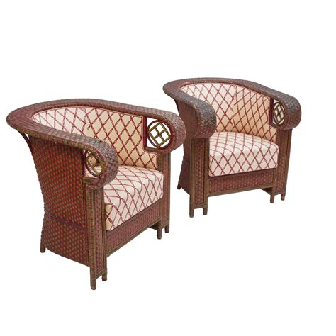steamer for sofa set of steamer rattan furniture circa 1910 for sale at
