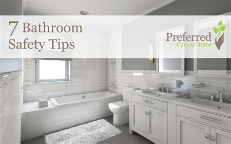 bathroom safety tips bathroom safety tips creative bathroom decoration