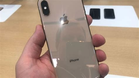 iphone xs iphone xs max and iphone xr impressions