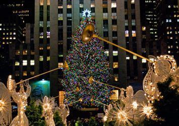 video of christmas in new york city