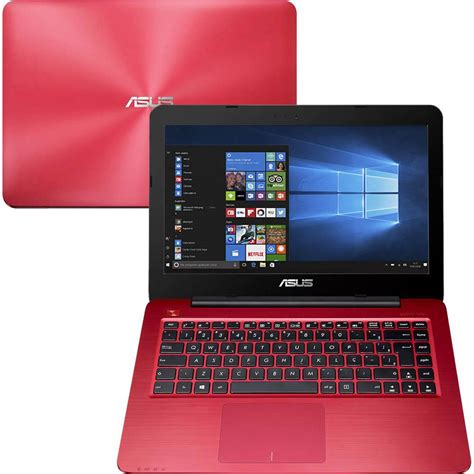 Notebook Asus Z450 Intel I3 4gb 1tb notebook asus z450la wx010t intel i3 4gb 1tb tela led 14 quot windows 10 vermelho shoptime