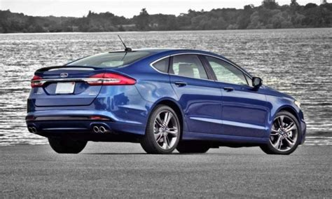 2019 Ford Mondeo by 2019 Ford Mondeo And Mondeo Wagon Hybrid Rumors Ford Tips