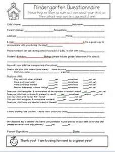 child friendly questionnaire template data notebooks on assessment report cards and