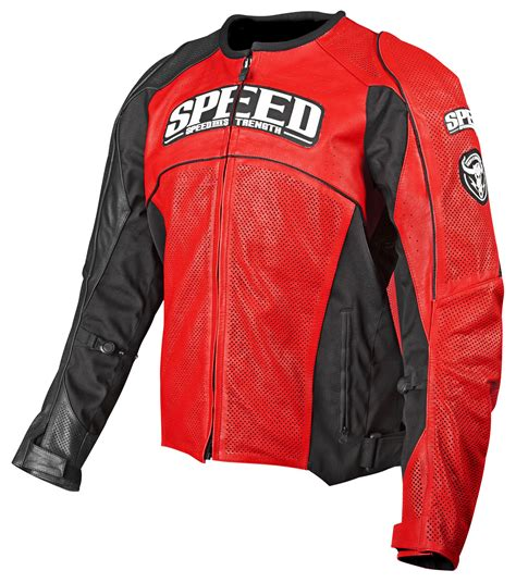 top motorcycle jackets speed and strength top dead center leather jacket size xl