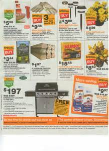 current home depot coupon home depot on flyer april 3