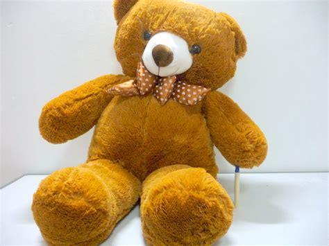 Boneka Beruang Bulu by Boneka Beruang Coklat Jual Boneka Boneka Beruang