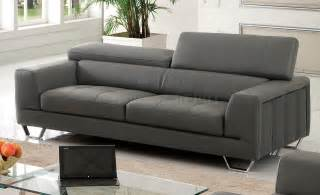 2018 Latest Charcoal Grey Leather Sofas Sofa Ideas Leather Sofa Grey