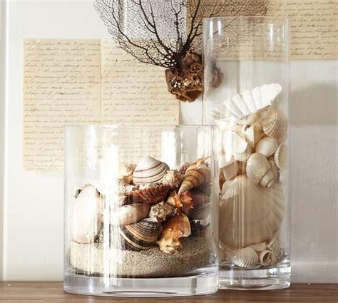 Seashell Vase Filler by Shell Vase Filler Pottery Barn