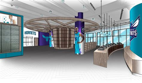 Hornets Fan Shop Gets New Location Wccb Charlotte