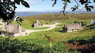 Cottages On The Isle Of by Tiny Scottish On The Isle Of Hits The Market