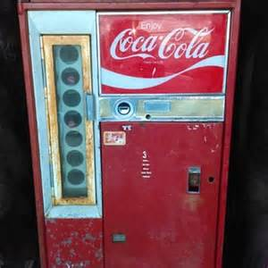 coin collector machine show tell vintage coke machines collectors weekly
