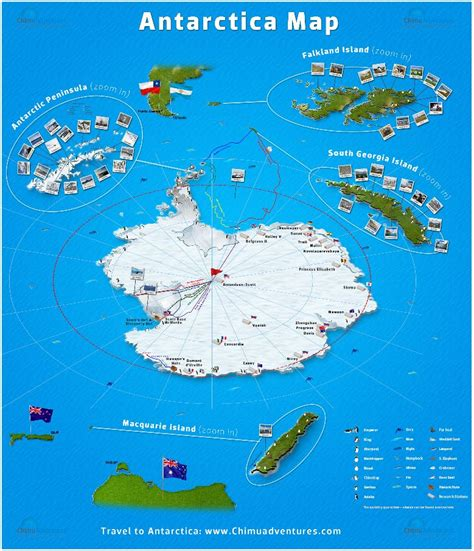 map of antarctica map of antarctica from myth to view