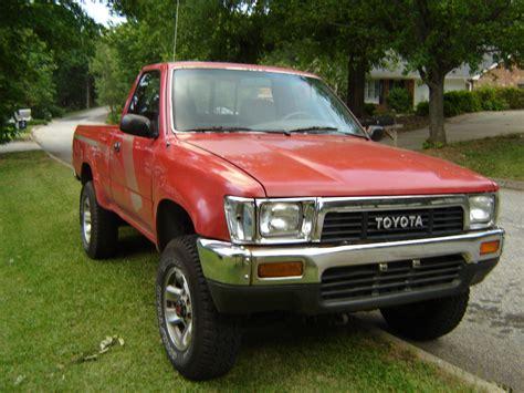 Toyota Picap 1989 Toyota Pictures Cargurus
