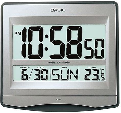 buy digital clock casio digital wall clock price in india buy casio