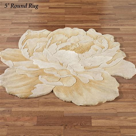 flower of rug midas peony flower rugs