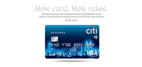 Citibank Credit Card Application Form Malaysia Citi Platinum Credit Card Citibank Citibank Malaysia