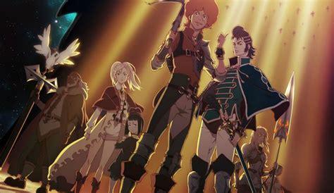 K Anime Season 3 by Shingeki No Bahamut Season 3 Rage Of Bahamut S Third