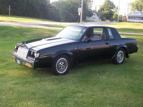 1984 1985 1986 1987 buick regal grand national turbo t t