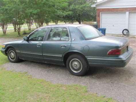 how cars run 1986 mercury marquis windshield wipe control purchase used 1995 mercury gand marquis 1500 00 in fayetteville north carolina united states