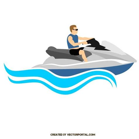 water scooter sport water scooter clipart clipground
