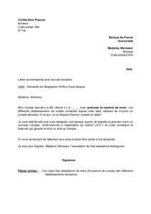 Lettre De Motivation Type Banque Lettre De Motivation Banque Le Dif En Questions