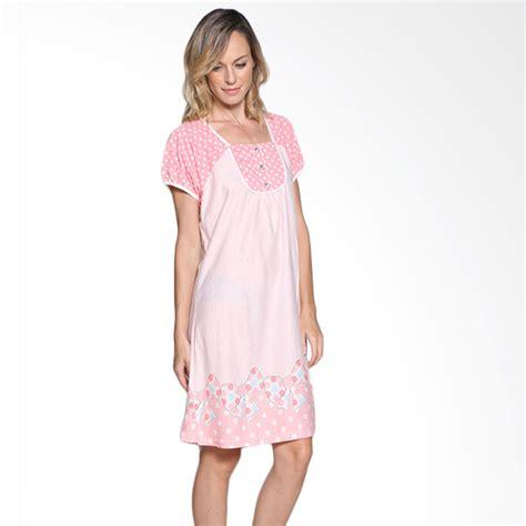 Felancy Sleepwear Pink jual felancy 078 ne3442 slp sleepwear salmon pink