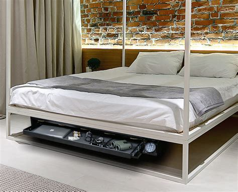 safe bed amsec dv 652 defense vault amazing price