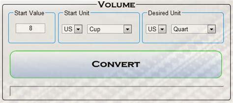 converter quarts convert pints to gallons calculator