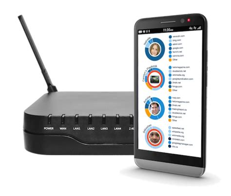 kindera a total home wifi monitoring service