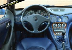 Maserati 3200 Buyers Guide Maserati 3200 Gt Buying Guide Interior Pistonheads