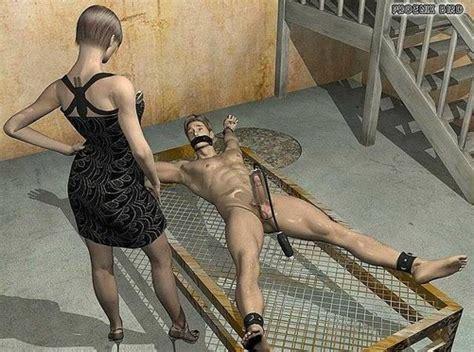 Tickle Torture Slave