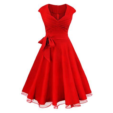 red swing dress vintage formal dresses dresses dress vintage dresses red dress