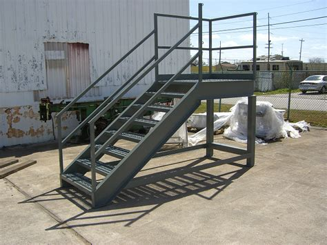 industrial stairs industrial stairs pictures to pin on pinsdaddy