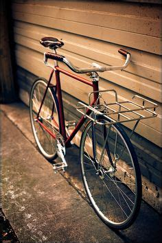 Fixed Gear Front Rack by The Porteur Porteur Bicycles Toys Classic