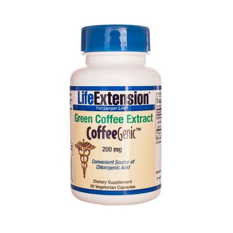 green coffee extract coffeegenic gray