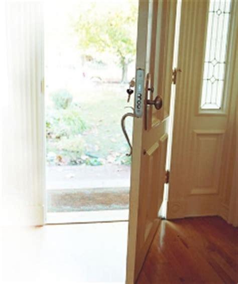 Front Door Open Alarm Sided Deadbolts Phoenixville Pa Residential Locksmith
