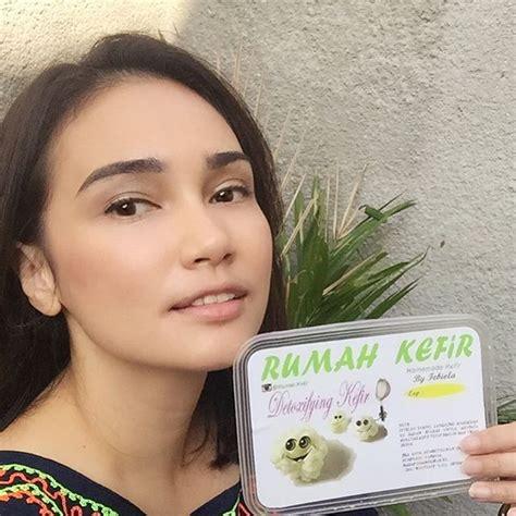 Masker Kefir Jeng Ella 4 manfaat dan efek sing pemakaian masker kefir el dead