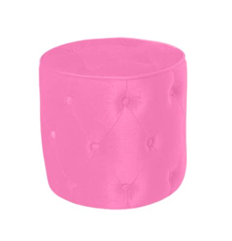 pink tufted ottoman pink round tufted ottoman lux lounge efr 888 247 4411