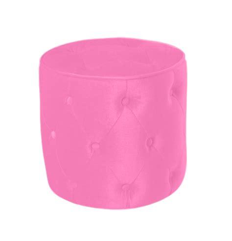 pink round ottoman pink round tufted ottoman lux lounge efr 888 247 4411