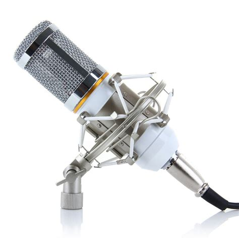 bm 800 condenser mic review