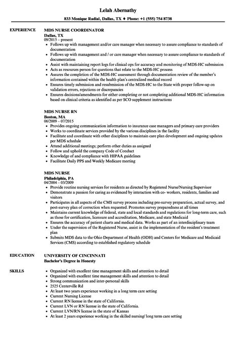 Mds Cover Letter by Utilization Review Sle Resume Avionics Technician Cover Letter
