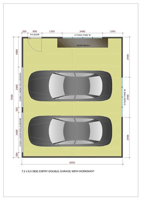 Double Garage   Free Quotes, Huge Size Range   Ideal