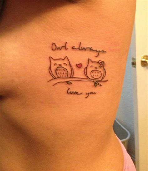 tattoo love by twin set i will love you ribs and miss you on pinterest