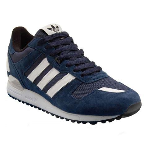 Adidas Zx700 Navy White adidas originals zx700 collegiate navy white mens shoes