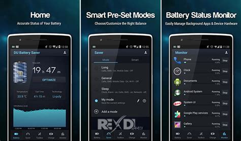du battery pro apk du battery saver pro widgets 4 2 0 2 unlocked el androide black
